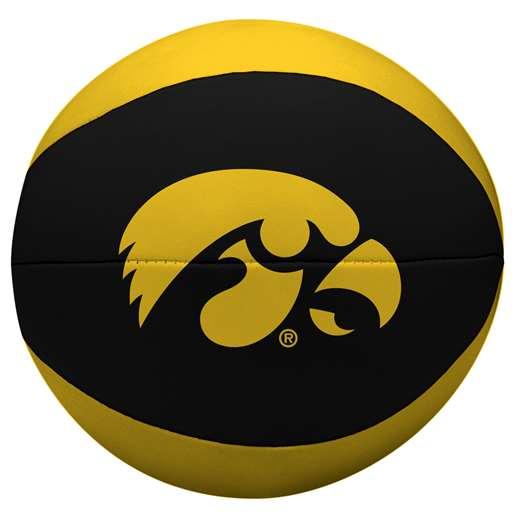 "University of Iowa Hawkeyes ""Free Throw"" 4"" Softee Basketball"