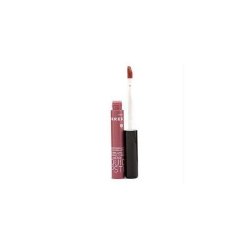 Korres 13581003502 Raspberry Antioxidant Liquid Lipstick - number 13 Soft Pink - 3. 5ml-0. 12oz