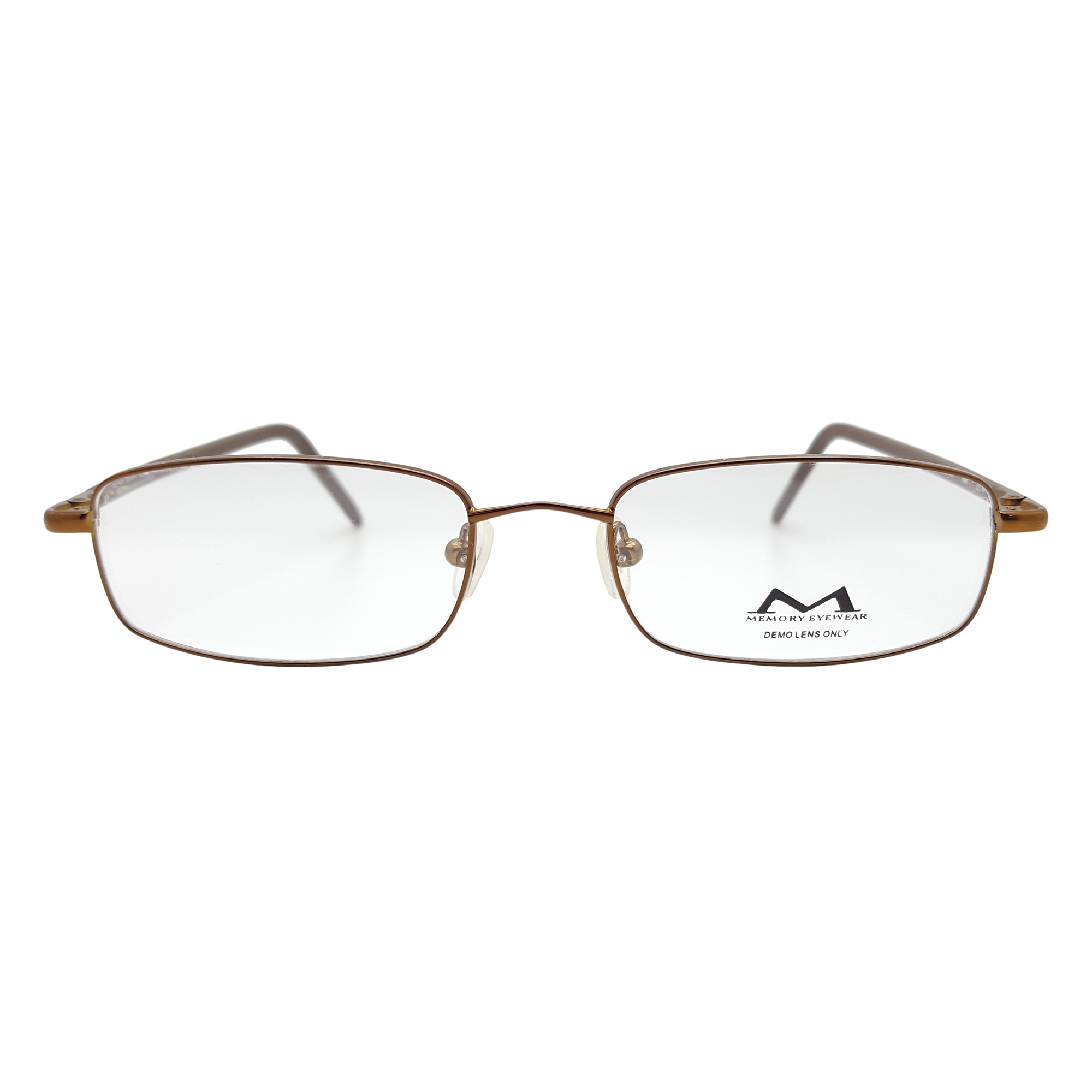 Memory Eyewear Men's Turner Eyeglasses Prescription Frames (Brown, 52-18-145) - Walmart.com | Tuggl