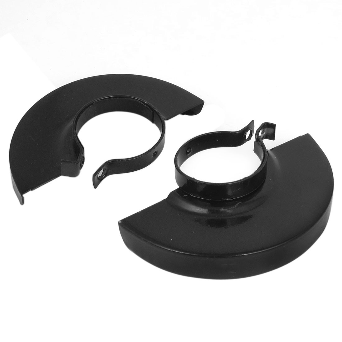 Unique Bargains 2pcs 40mm Inner Diameter Angle Grinder Wheel Metal Cover Guard for Makika HM0810