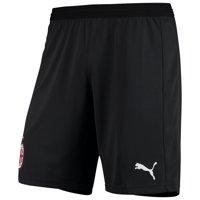 AC Milan Puma 2018/19 Replica Home Shorts - Black/White