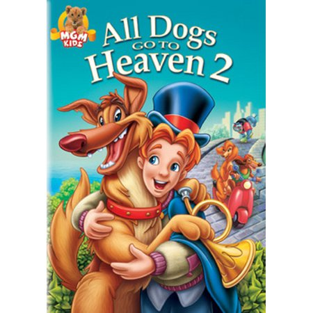 All Dogs Go To Heaven 2 (DVD) (All Dogs Go To Heaven 3 Trailer)
