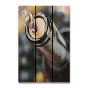 Day Dream UW1624 16 x 24 in. Un Wind Inside & Outside Cedar Wall Art