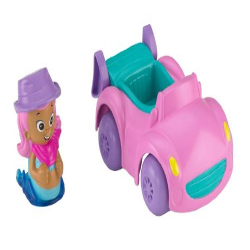 Fisher Price Nickelodeon Bubble Guppies Molly and Cruiser Vehicle by FISHER PRICE