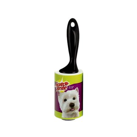 3M 839RS-70 Pet Hair Removal Roller, 70 Sheets - Quantity (Removal Roller)
