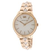 Michael Kors Women's Runway Mercer MK6671 Gold Tone Stainles-Steel Quartz Fashion Watch