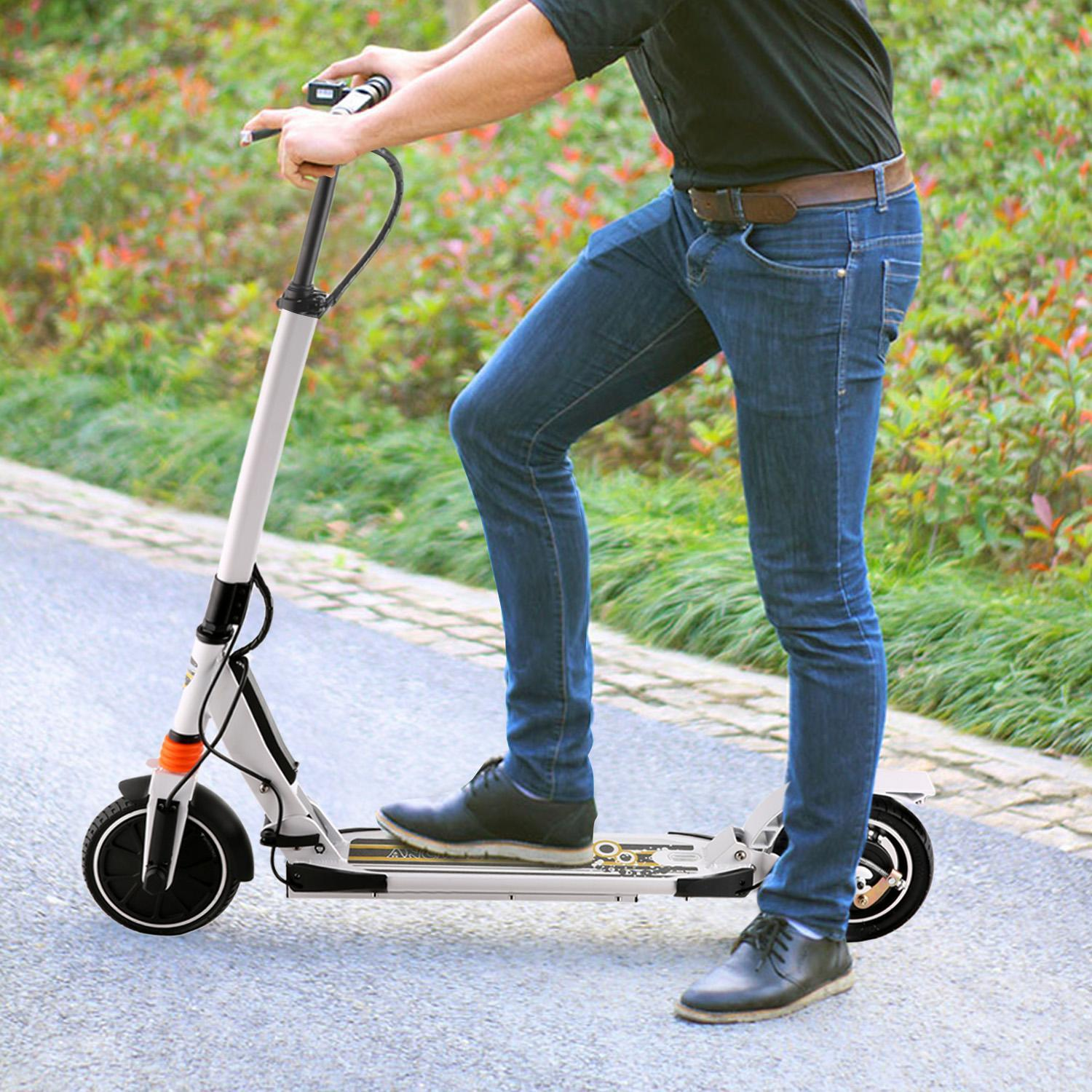 Big Clearance! 2-Wheels Electric Scooter Powered by Lithi...