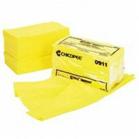 Chicopee 159-0911 Chix Masslinn Dust Cloths, Yellow