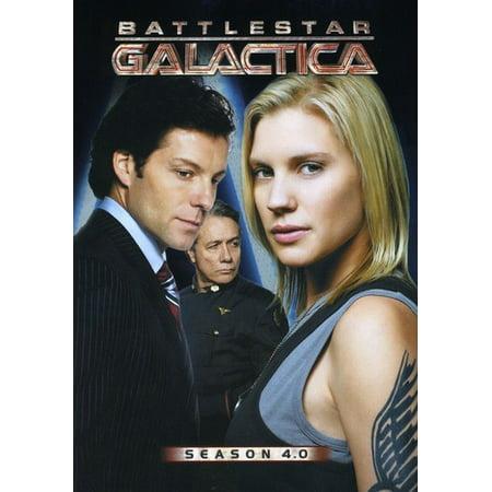 Battlestar Galactica   Battlestar Galactica  Season 4 0  Dvd