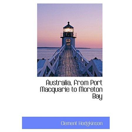Australia from Port Macquarie to Moreton (Macquarie Stores)