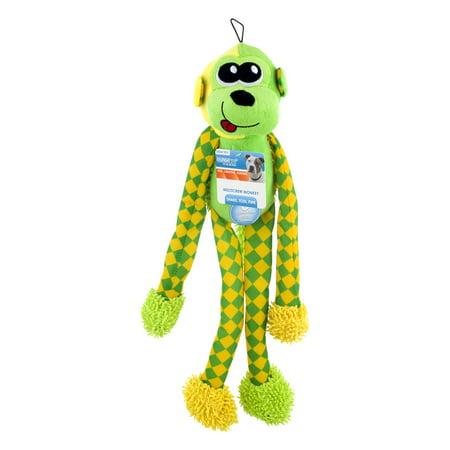 (Multipe Plush Monkey Dog Toy)