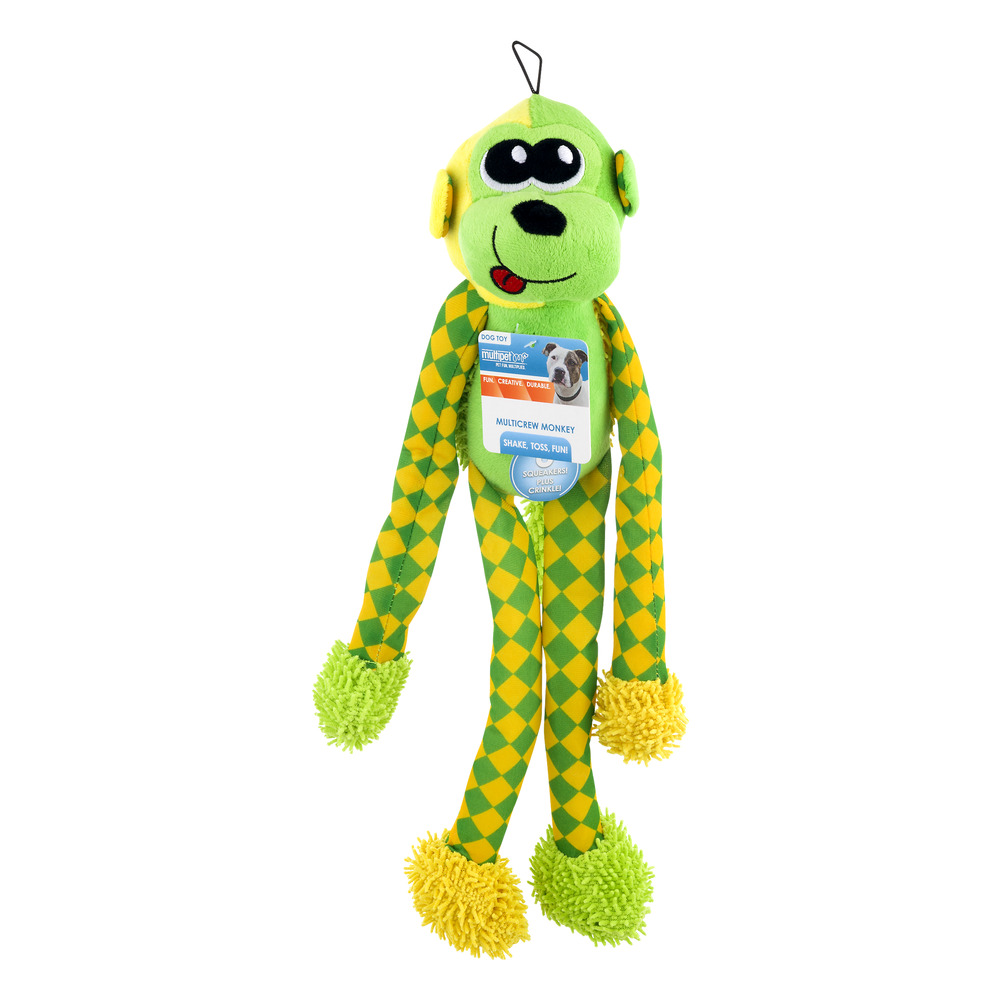 Multipe Plush Monkey Dog Toy
