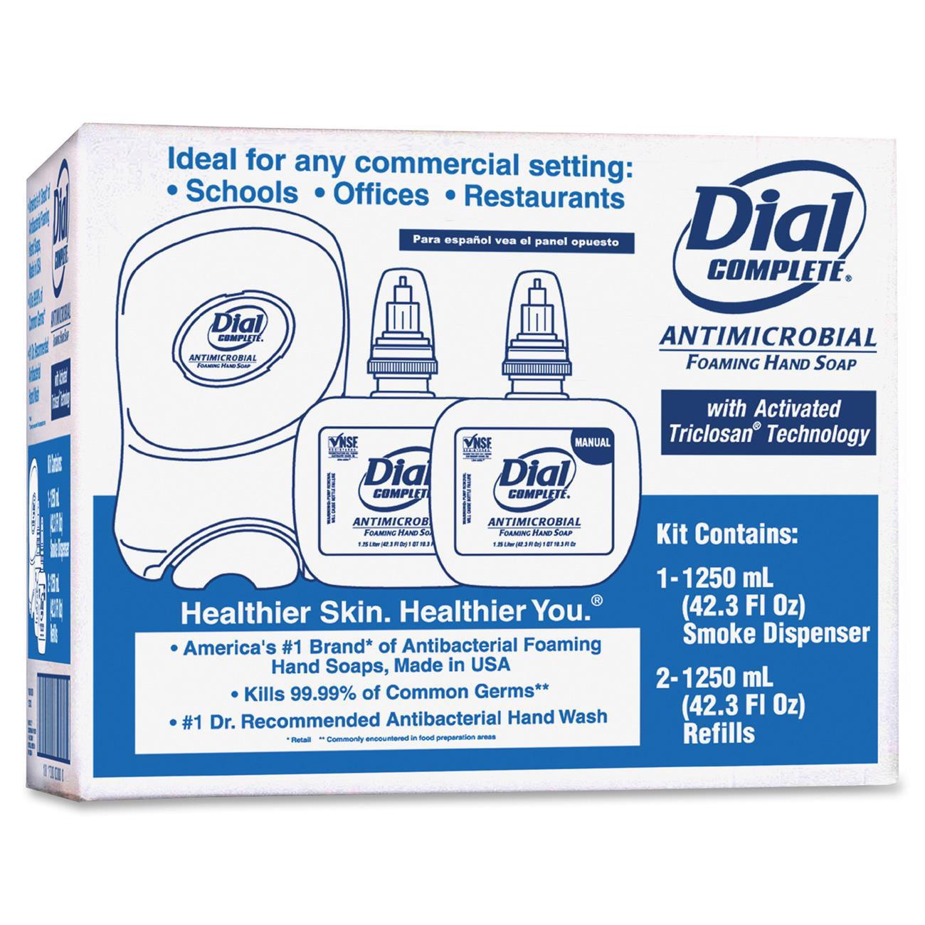 Dial Complete Foam Hand Soap Starter Kit