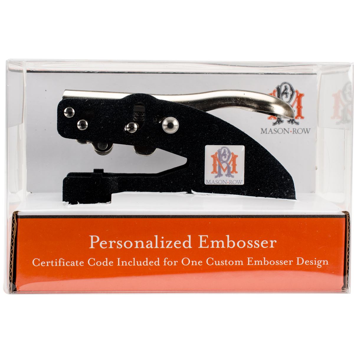 Personalized Embosser Set