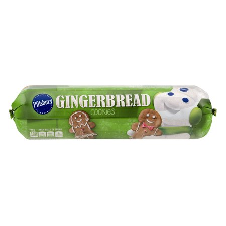 Pillsbury Gingerbread Cookie Dough