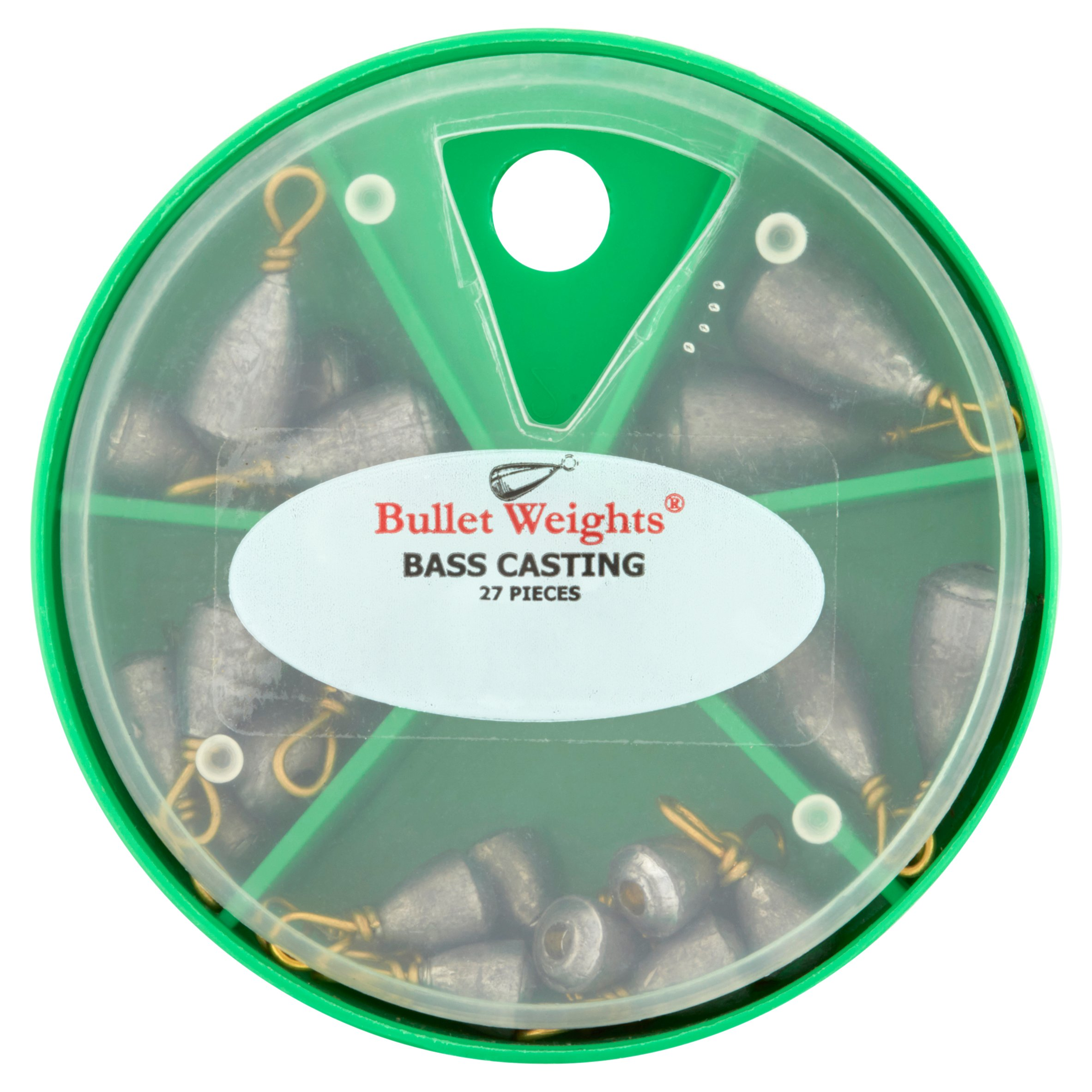 Bullet Weights® Bass Casting Skillet, 27 sinkers