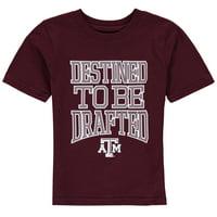 Texas A&M Aggies Preschool Destined Short Sleeve T-Shirt - Maroon