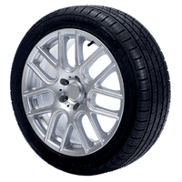 Travelstar UN33 All-Season Tire - 225/50R17 98W