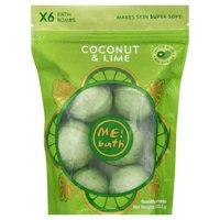 ME! Bath Coconut And Lime Bath Soaks - 6ct
