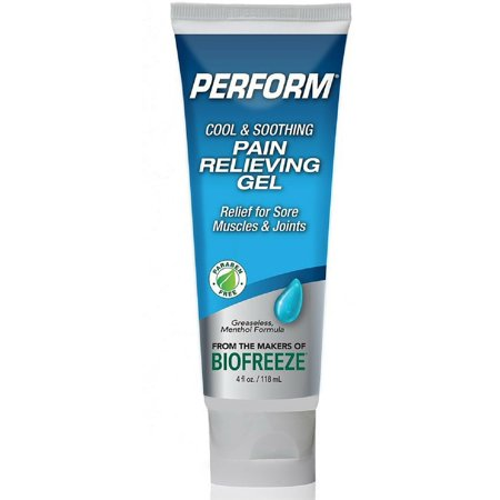 Perform Pain Relieving Gel 4 Oz