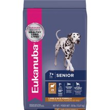 Dog Food: Eukanuba Senior Maintenance