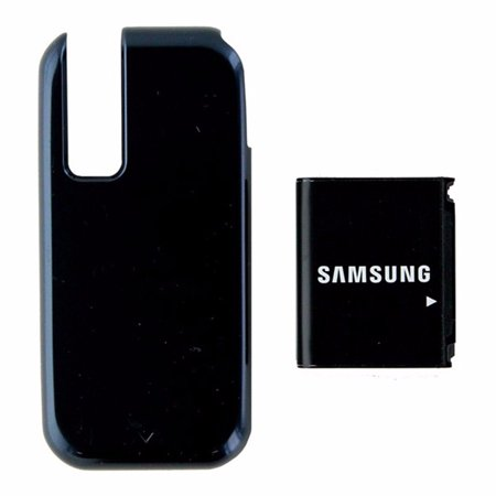 Original Extended Battery Door - Verizon Extended 1300mAh Battery and Door for Samsung Glyde - Dark Blue (Refurbished)