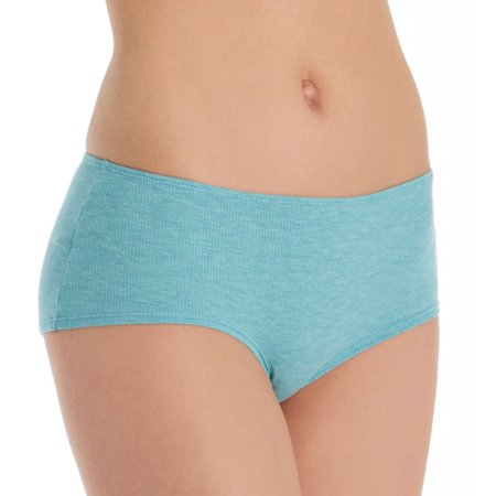 Women's honeydew 99383 Evie Rib Tie Back Hipster Panty (Prickly Pear S) - image 1 of 1
