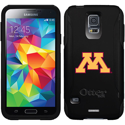University of Minnesota Yellow M Design on OtterBox Commuter Series Case for Samsung Galaxy S5