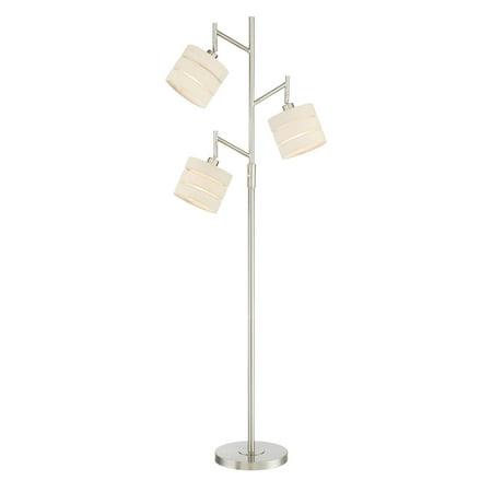 Lite Source Falan 3-Lite Floor Lamp