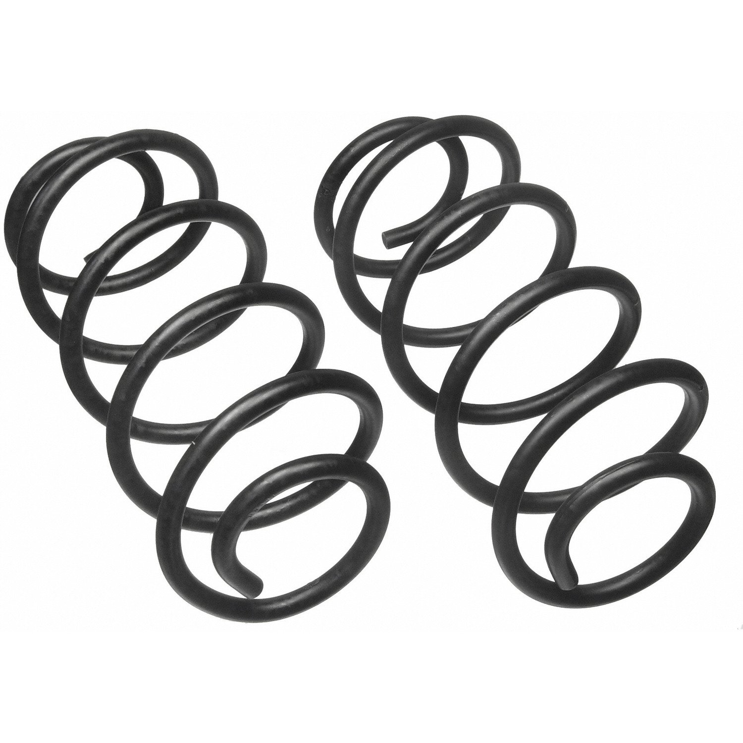Moog 81487 Coil Spring Set for Dodge Caliber, Jeep Compass, Patriot