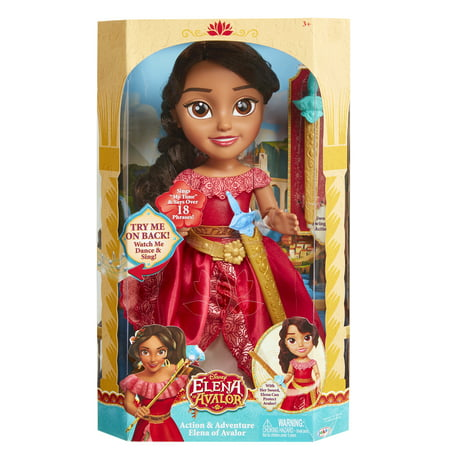 Action & Adventure Disney Princess Elena of Avalor Doll