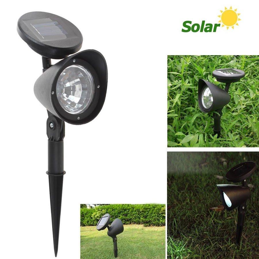 Charmant Solar Garden Lights 3 LED Garden Lamp Spot Light Party Path Outdoor  Spotlight Lawn Landscape