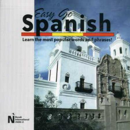 Self Help: Easy Go Spanish