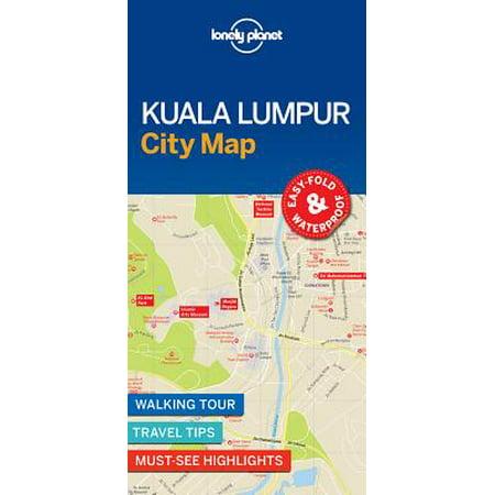 Kuala Lumpur City Map: 9781786579140 (Kuala Lumpur Best Places To Visit)