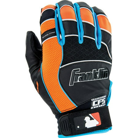 Franklin Sports Youth SHOK-PRO Batting Glove
