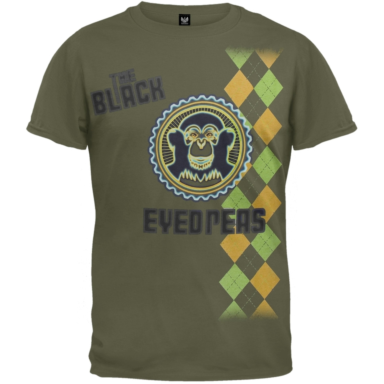 Black Eyed Peas - Argyle T-Shirt