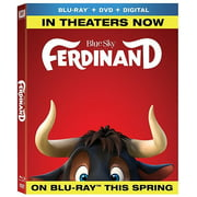 Ferdinand (Blu-ray + DVD)
