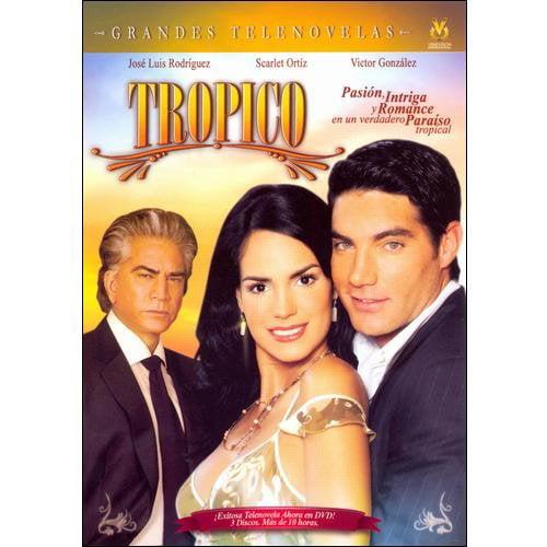 Tropico (3-Disc) (Spanish) (Full Frame)