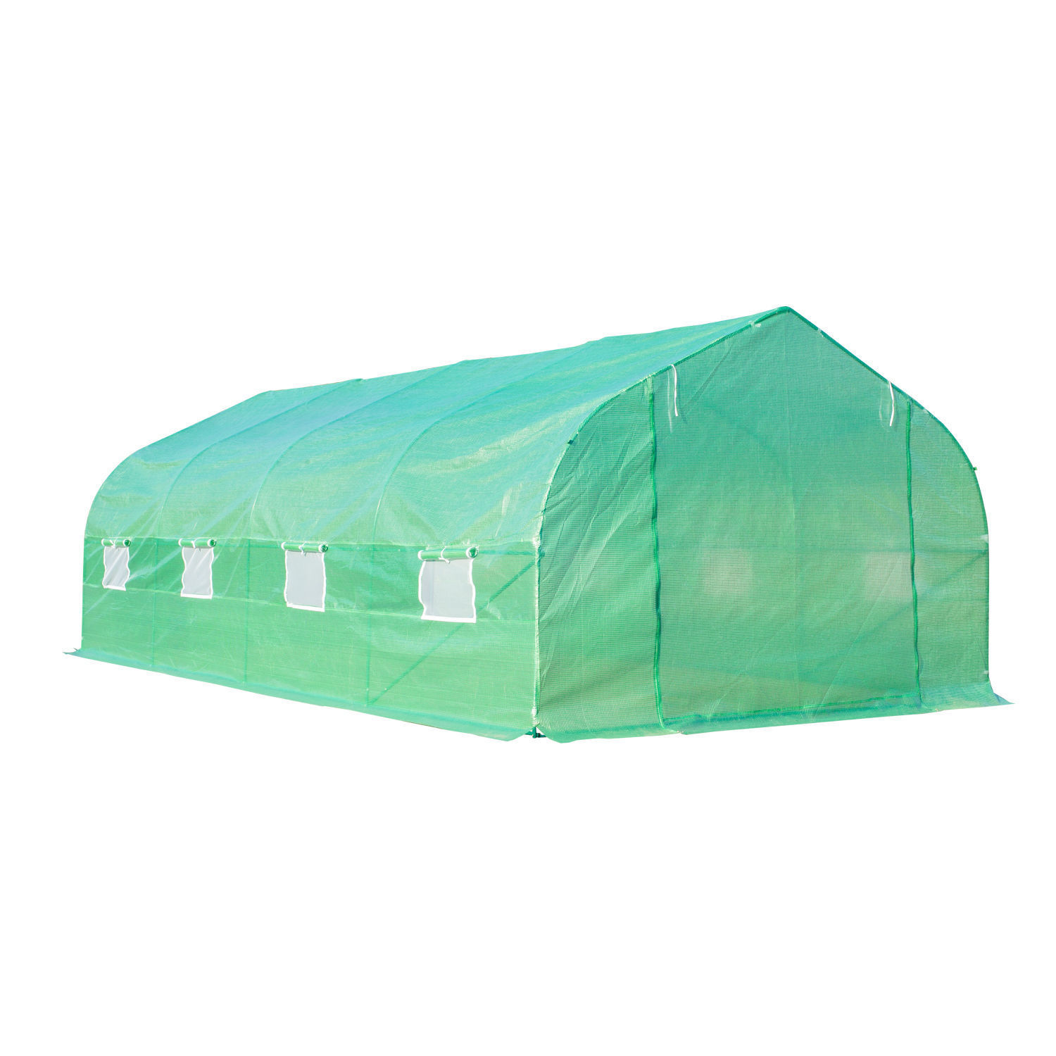 Ktaxon Green house 20' X10' X7' Larger Walk In Greenhouse Outdoor Patio courtyard... by Ktaxon