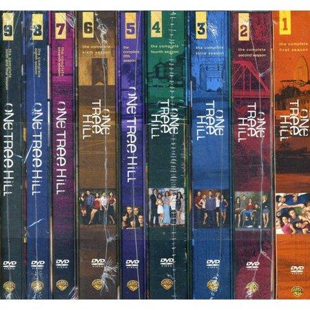 One Tree Hill:Seasons 1-9 (DVD)