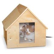 K Birchwood Manor Kitty Home (Heated or Unheated)