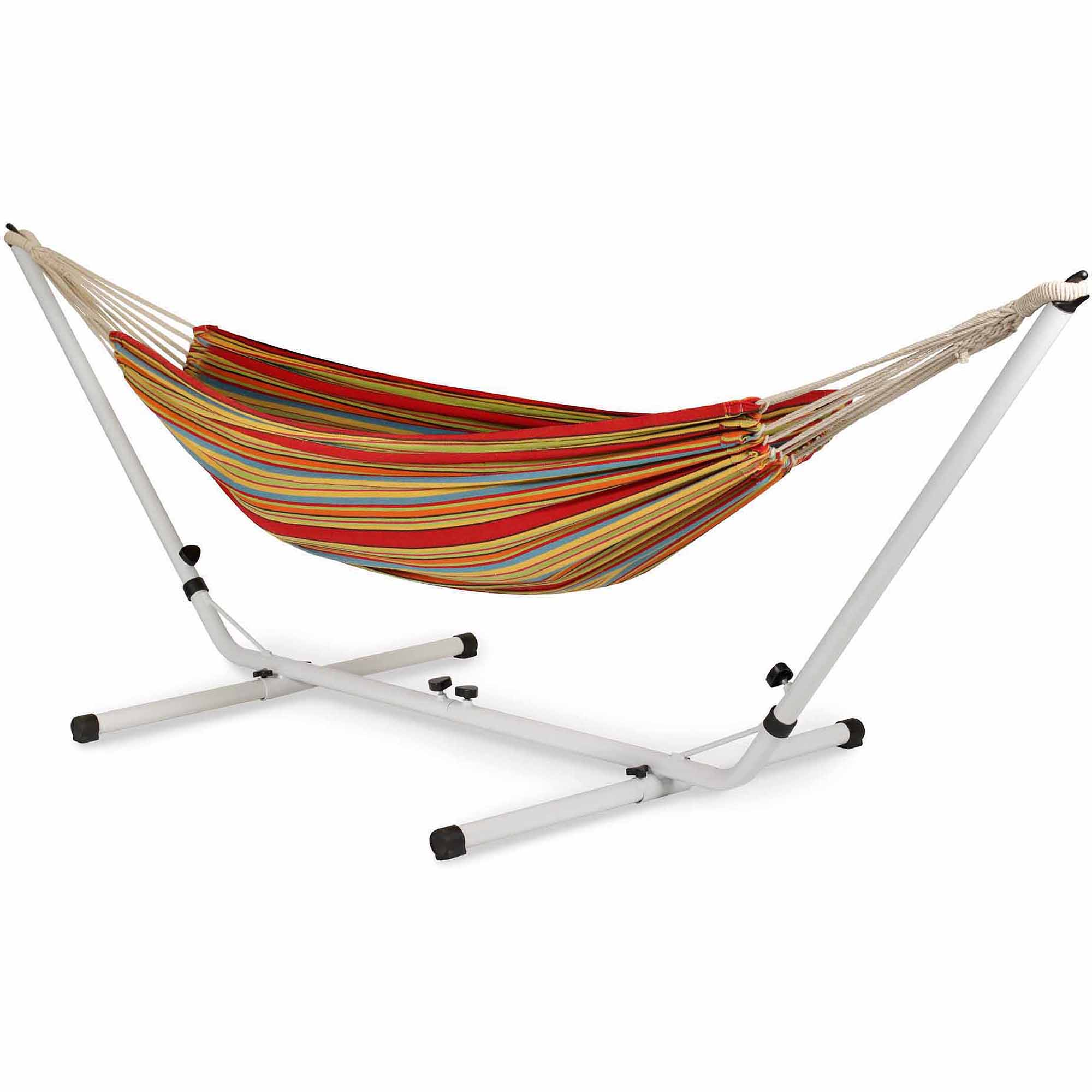 Click here to buy Stansport Brazilian Hammock Stand Combo by Stansport.