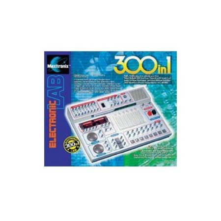 Brand New Elenco Elenco 300-In-1 Electronic Project Lab (Electronic Project Kits)