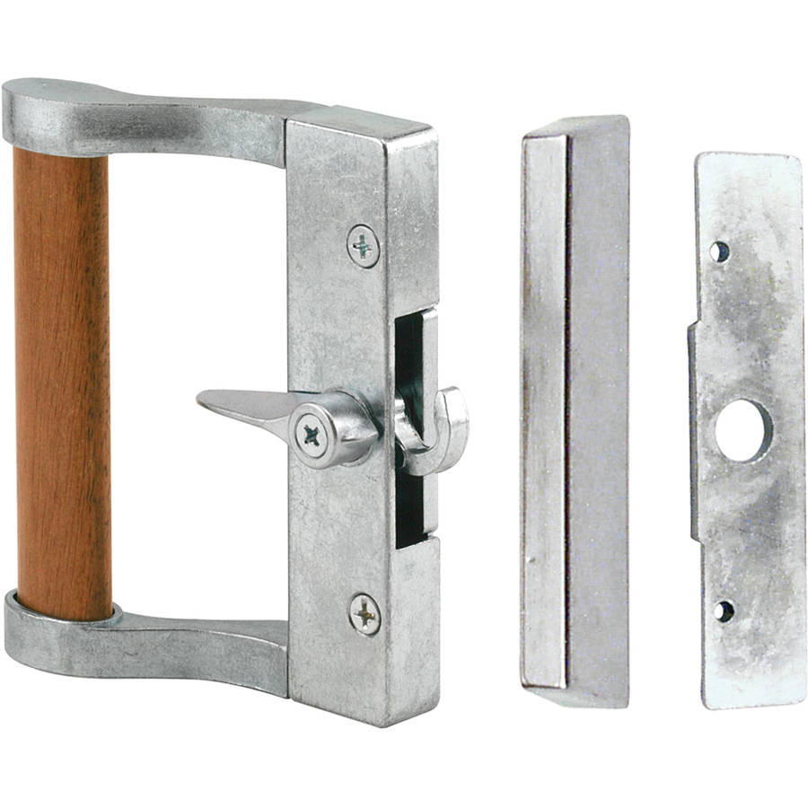 Prime Line C1023 Surface-Mounted Wooden Door Handle