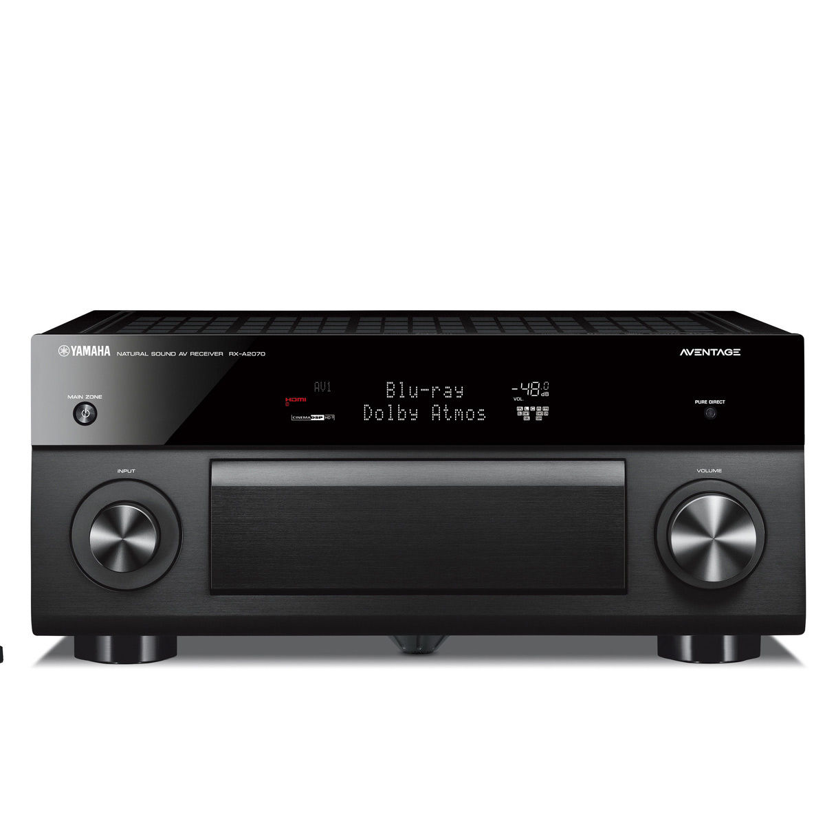Yamaha RX-A2070 9.2 Channel AVENTAGE Network AV Receiver