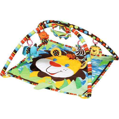 Infantino - Lil' Lion's Happy Hang Out Activity Gym