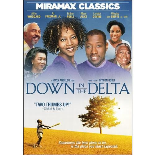 Down in the Delta [DVD]
