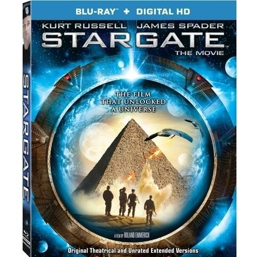 Stargate: 20th Anniversary (Blu-ray   Digital HD) (With INSTAWATCH) (Widescreen)