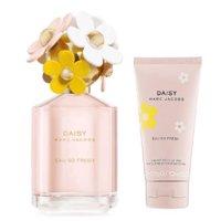 ($130 Value) Marc Jacobs Daisy Eau So Fresh Perfume Gift Set For Women, 2 Pieces