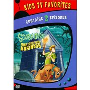 Scooby-Doo: Mine Your Own Business TV Favorites by TIME WARNER